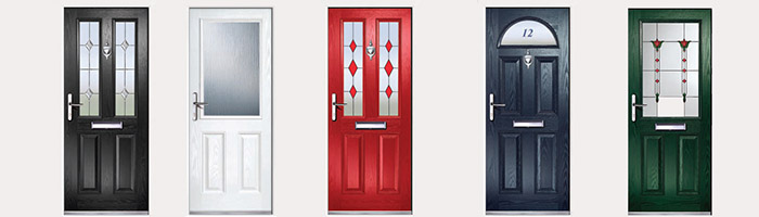Composite Doors Trade Windows