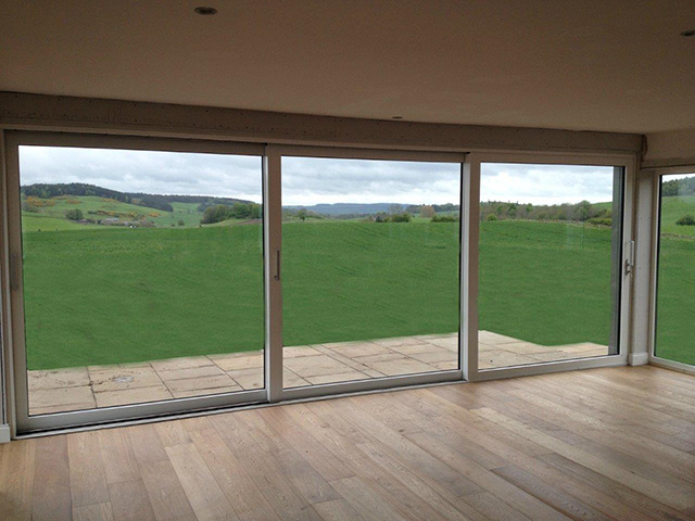 Aluminium patio doors quality trade windows for Quality patio doors