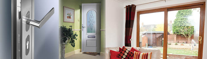 Trade doors upvc aluminium