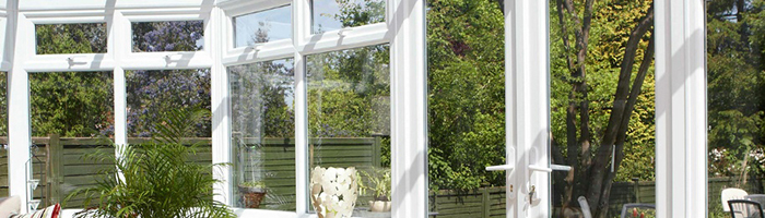 Double glazing windows and doors