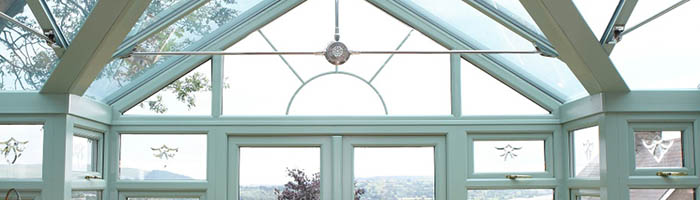 Conservatory trade windows